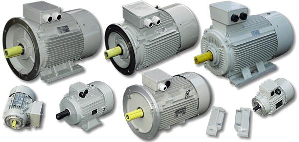 Drehstrom-, Wechselstrom und Gleichstrommotoren...