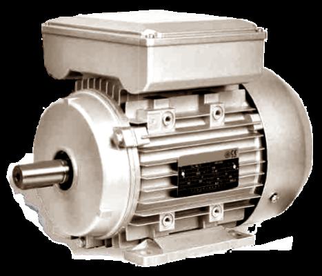 Einphasenmotoren