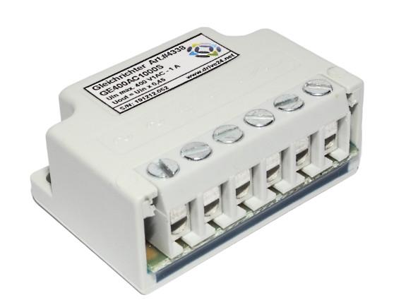 GE500AC3000S Einweggleichrichter (kl. Gehäuse)