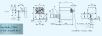 1.61.065.425 DC-Kleinmotor mit Getriebe