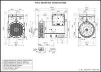 ECP28-VL/4c 30/36 kVA Synchrongenerator