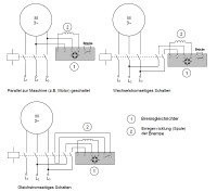 GE500AC1000S 4VAR Einweggleichrichter