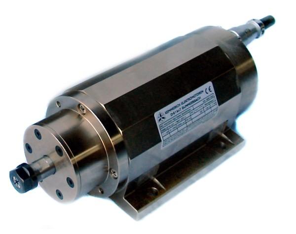 LSF40B-42/1.10 (ER11) High-Speed-Asynchron-Motor 3AC, Edelstahl (Restposten)