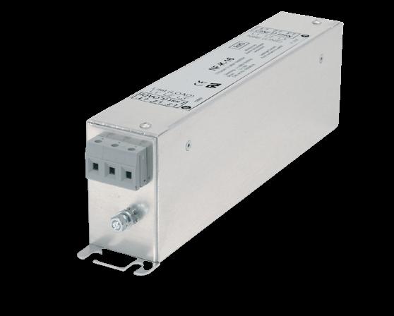 EMV 400V/0016A TOS-NF-0016 für 4015, 4022, 4040 - 1,5+2,2+4,0 kW