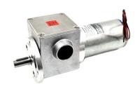 SN4F Schneckengetriebe mit Gleichstrommotor