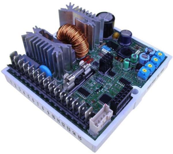 DSR Digital Regler für Synchrongeneratoren