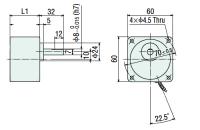 2GN30K Stirnradgetriebe - Restposten