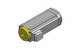 zylindrisch Ø48x110 mm mit B5 Flansch Ø160/130/110 mm  Ø350/300/250 mm