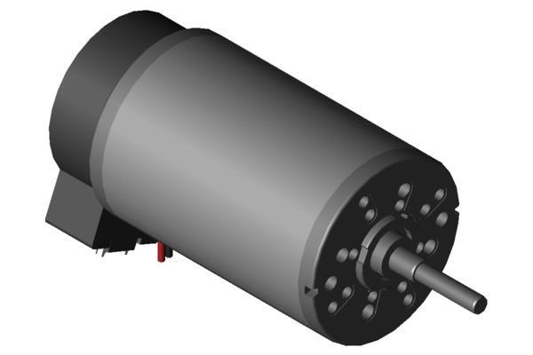 Encoder RE 56, 1000 ppr, 5 V, 3 Kanäle