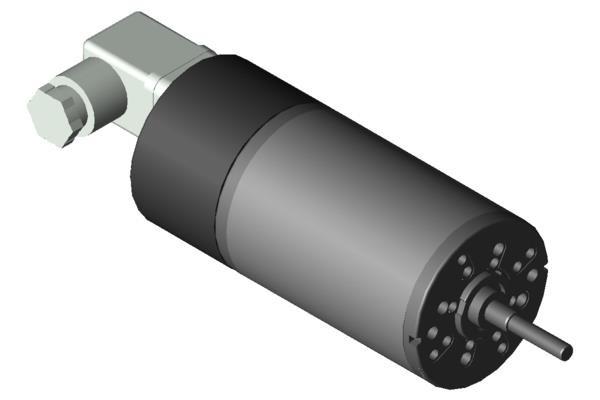 mit Encoderschutzhaube RE30/56, IP54