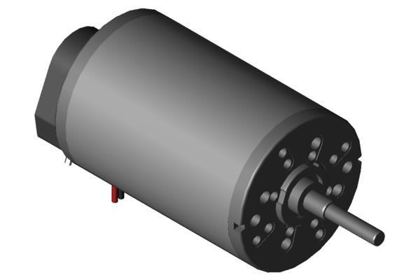 Encoder RE 30 TI, 500 ppr, 24 V, 3 Kanäle